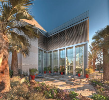 Winner of The Beverly Hills Architectural Design Awards