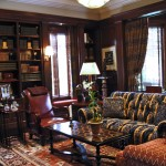 Gentleman's Library Holmby Hills