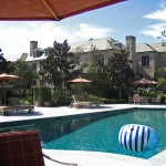 Holmby Hills Poolside