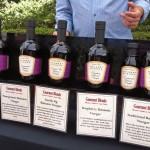 I tasted these balsamic vinegars from GourmetBlends.us and was blown away! Amazing!