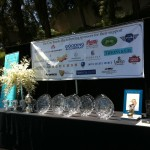 Tiffany and Company icons of recognition await the victors!