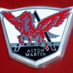 Aston Martin 1953 DB2-4 Bertone (emblem)