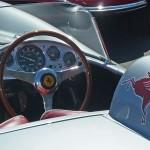 Ferrari 1957 Testa Rossa (interior)