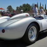 Ferrari 1957 Testa Rossa (rear)