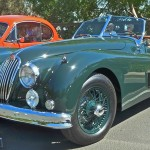 Jaguar 1954-57 XK140