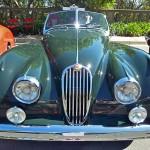 Jaguar 1954-57 XK140 (front)