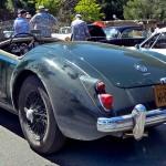 MGA 1959 1600 Roadster (rear)