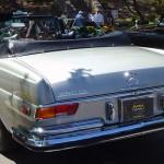 Mercedes 1971 280SE 3.5 (rear)