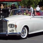 Rolls Royce 1963 Silver Cloud III (winning)