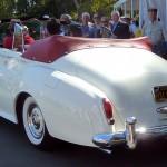 Rolls Royce 1963 Silver Cloud III (winning exit)