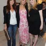 Brooke Burke Charvet, Molly Sims, Rosie Pope at the Grand Opening of Rosie Pope Maternity in Santa Monica - photo by Startraks Photo