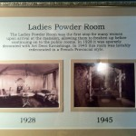 Fun to see the styles over the years of the Ladies' at Greystone