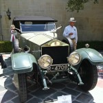 The Grand Daddy - a 1919 Silver Ghost Rolls Royce