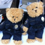adorable teddies from the BHPD