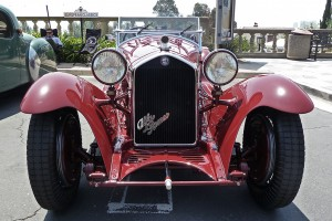 Best of Show 2012 Greystone Concours d'Elegance Alfa Romeo 1932 8C 2300