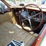 Bugatti 1939 Type 57C Atalante  interior and dash