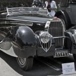 Bugatti 1939 Type 57C Vanvooren was a gift to the future Shah of Iran from the French government