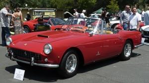 Ferrari 1961 250 PF Cabriolet