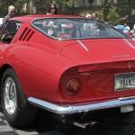 Ferrari 1966 275 GTB rear view