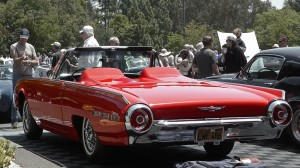 Ford 1962 Thunderbird Sport Roadster