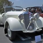 Mercedes-Benz 1938 230 S Special Roadster