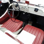 Mercedes-Benz 1938 230 S Special Roadster interior dash