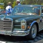 Mercedes-Benz 1969 600 SWB Limosine