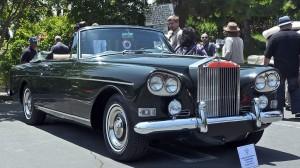 Rolls Royce 1964 Silver Cloud III Mulliner Park Ward Drophead Coupé