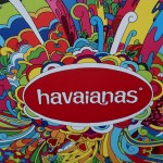 We had so much fun hanging with friends, doing art projects with the kids and choosing custom designs for our Havaianas at the Baby Buggy event at the London Hotel in West Hollywood
