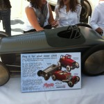 Looking forward to Pebble Beach Concours in August - what fun to bid on one of these wonderful toy cars and to help the Peterson museum as well