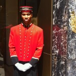 yes, I will come in, thank you! At Cartier on Rodeo Concours day