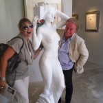 Exposing ourselves to art - with Lala and Chef Heinz