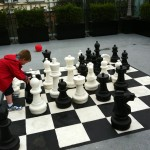Check mate at The London rooftop