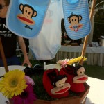 Could you die over how cute these Paul Frank baby things are?