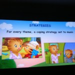 Daniel Tiger's stories involve little ones learning how to deal with their emotions