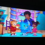 All the characters in Daniel Tiger's neighborhood have roots in the original Mister Rogers' Neighborhood