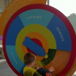 Spinning the wheel of conservation aquariumofpacific.org/exhibits/our_watersheds