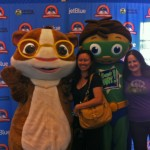 Tee from ThatsItMommy.com and me with Cooper and SuperWhyatt of PBS Kids