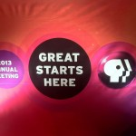 The motto, but just Truth: Greatness really does start at PBS