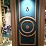 I need to paint a door now - how fresh is this treatment on the door of the Aquamarine boutique at Fountainebleu?