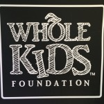 We were introduced to the Whole Kids Foundation, which educates families on better nutrition https://www.wholekidsfoundation.org/