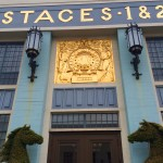 My favorite of the historic buildings on the Fox Lot - the studios house some awesome nostalgia!