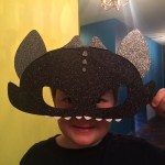 Having fun with a gift from Netflix - cutest little Toothless ever! #StreamTeam