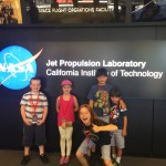 A fun meetup with our #PBSKidsVIPs friends to tour the Jet Propulsion Lab (JPL) in anticipation of the newest PBS Kids show - Ready Jet Go!