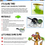 Slime is a personal favorite of mine - you can make it at home!