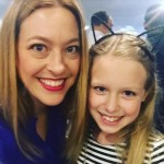 Actors / homegirls Elise and Lola Fyke