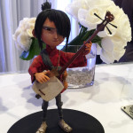 model of the lead character of KUBO and the Two Strings - at the KUBO premiere after party
