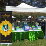 I was so pleased with the way our Louis XIV of Beverly Hills Fun.Fine.Art. booth at WOOFSTOCK  90210 turned out - we met all kinds of cool dogs and their parents - it was such a fun day in the Beverly Hills community!
