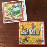 The Critter is starting off with these two games for his Nintendo 3DS