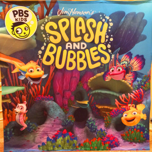 Splash and Bubbles will be a longtime favorite for the littles of preschool age (or middle aged moms like me) - premieres November 23rd on pbskids!